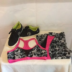 Zumba Outfit 3PC
